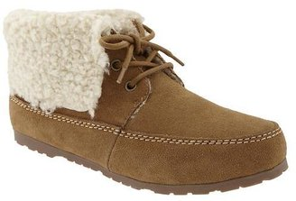 Gap Sherpa booties