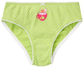 Gymboree Mouse Teacup Dot Panty
