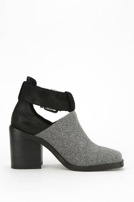 Urban Outfitters Shellys London Icess Cutout Ankle Boot