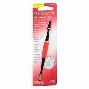 Revlon Ingrown Away Toenail Tool with Nail File