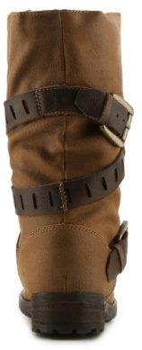 Cougar Belt Boot