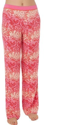 Jockey pajamas: modern brenda floral pajama pants - women's