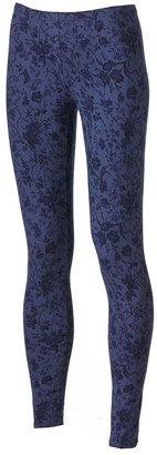 Lauren Conrad lace leggings - women's
