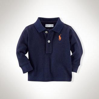 Ralph Lauren Long-Sleeved Polo