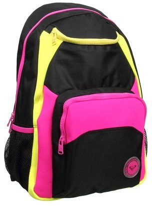 Roxy Dive In (True Black) - Bags and Luggage