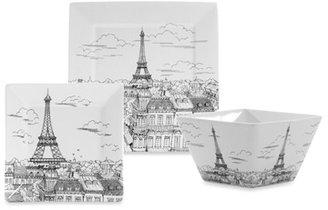 Bed Bath & Beyond Eiffel Tower Dinnerware Pieces