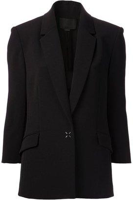 Alexander Wang fitted blazer