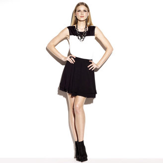 Vince Camuto A-Line Mini Skirt