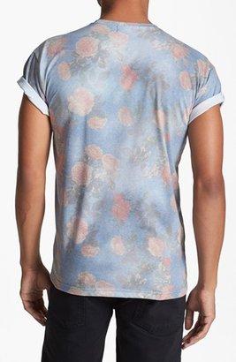 Topman 'Washed Rose - High Roller' T-Shirt