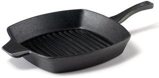Calphalon 10-in. Square Pre-seasoned Cast Iron Grill Pan