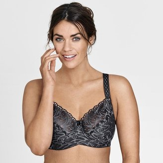 Miss Mary Of Sweden Laced Underwired Full Cup Bra