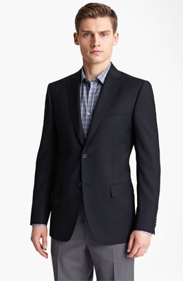 Z Zegna Trim Fit Wool Blend Blazer 50R EU