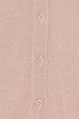 Miu Miu Cashmere and silk-blend cardigan
