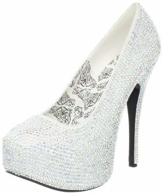 Pleaser USA Women's Teeze 06R SSA Platform Pump
