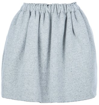 Julien David 'Lady' knitted skirt
