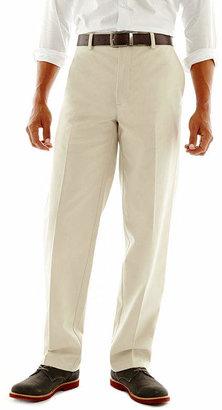 c00153cd5b ST. JOHN'S BAY Worry Free Flat-Front Pants