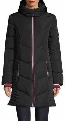 Tommy Hilfiger Classic Hooded Jacket