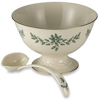 Lenox Holiday™ Punch Bowl