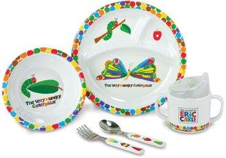Eric Carle The world of 5-pc. melamine feeding set by kids preferred