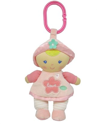 Kids Preferred Hello Baby Kayla Musical On-The-Go-Doll