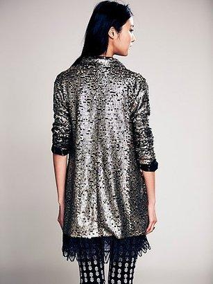 Free People Shake Senora Sequin Jacket