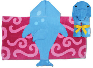 Stephen Joseph Dolphin Hooded Towel