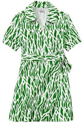 Gap Diane von Furstenberg ♥ babyGap wrap dress