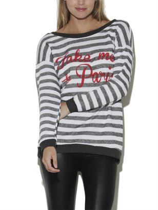 Arden B Take Me to Paris Sweatshirt