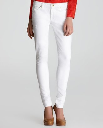 Juicy Couture Jeans - Distressed in Optic White