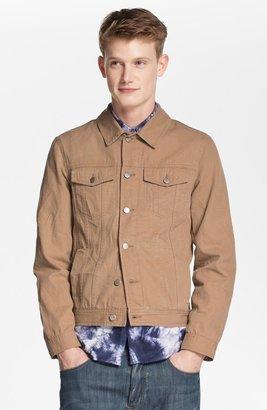Topman Cotton Canvas Jacket