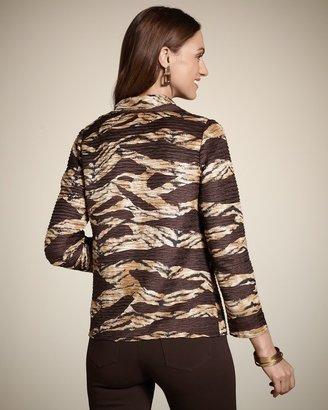Tula Scrunchy Animal Jacket