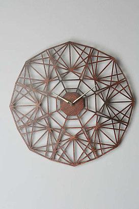 Sarah Mimo Gatehouse Wall Clock, Geo