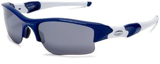 Oakley Men's Flak Jacket Los Angeles Dodgers Sunglasses