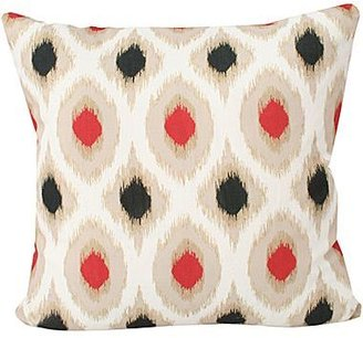 "JCPenney Home Ikat Dot 20"" Decorative Pillow"