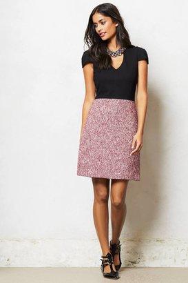 Anthropologie Vittoria Tweed Dress