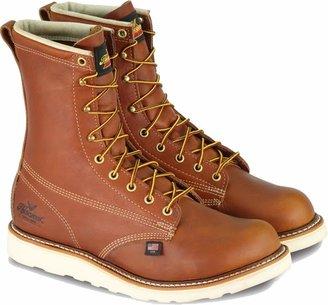"Thorogood 804-4364 Men's American Heritage 8"" Round Toe MAXWear Wedge Safety Toe Boot"