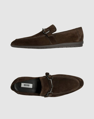 5 Second MOSCHINO Moccasins