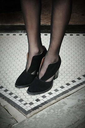Deep V Ankle Boot by Jeffrey Campbell at Free People $158 thestylecure.com