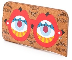 MCM Craig & Karl Limited Edition Sunglass Print Glasses Case