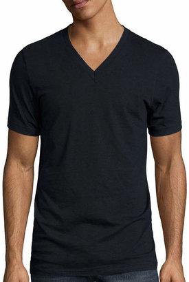 89b0130e9c90 Jockey 3 Pair Classic V-Neck T-Shirt - Men's