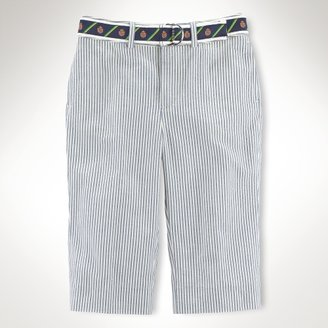Seersucker Woodsman Trouser
