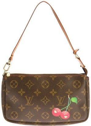 Louis Vuitton Vintage x Takashi Murakami 'Cerise Pochette' bag