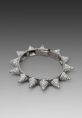 CC Skye Punk Princess Spike Bracelet