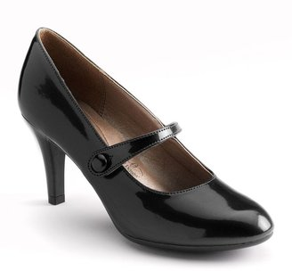 Hush Puppies Soft style by cloie high heel mary janes - women