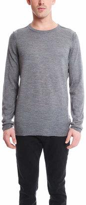 Helmut Lang Merino Crewneck Sweater