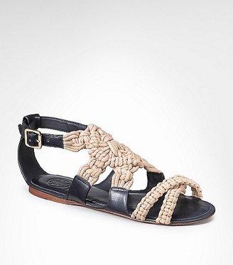 Tory Burch Fleur Flat Sandal