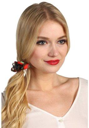 Jane Tran Bow Clip (Red) - Accessories