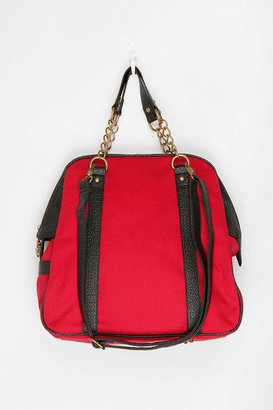 Urban Outfitters Cooperative Chain Lock Bowler Bag