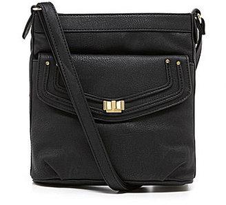 Kate Landry Giselle Bow Cross-Body Bag