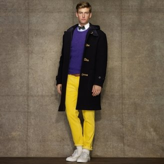 Rugby Toggle Coat